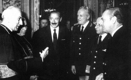 Pio Laghi Videla Gualtieri