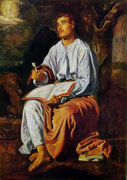 Velazquez-s.giovanni evangelista
