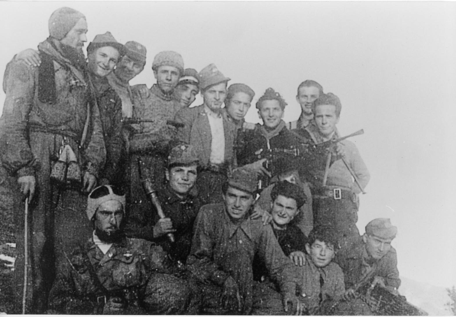 1. La 17^ Brigata Garibaldi