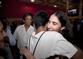 Yoani Sanchez, Teo Escobar