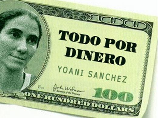 yoani-sanchez-dinero