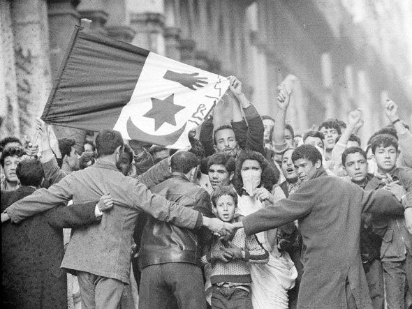 Franco-Algerian War 1960