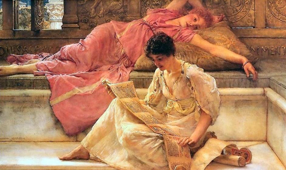 Alma-Tadema-Il-poeta-favorito-1888