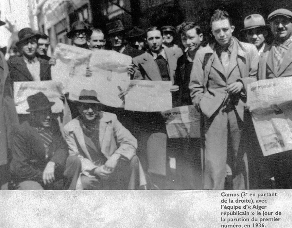 Camus Algeri