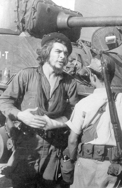 Che Guevara - December 31, 1958