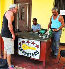 Cuba cerrajero