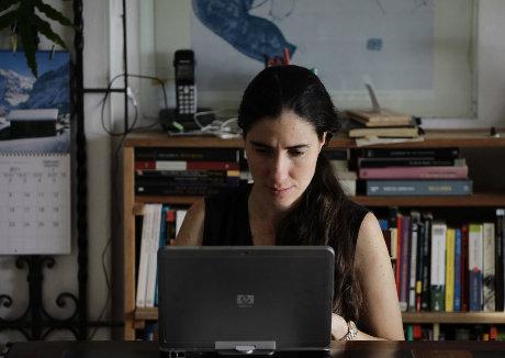 Yoani e le tecnologie