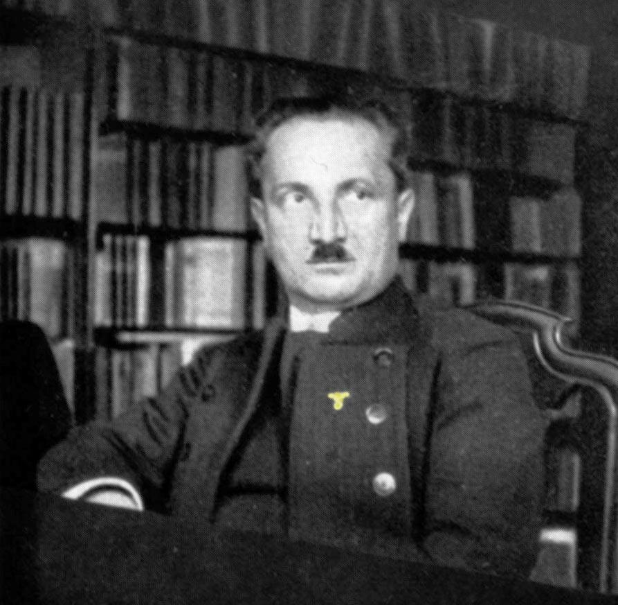 Martin-Heidegger-1933
