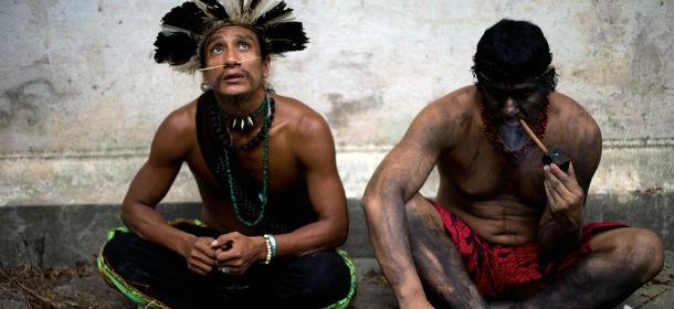 Le-proteste-dei-nativi-in-Brasile