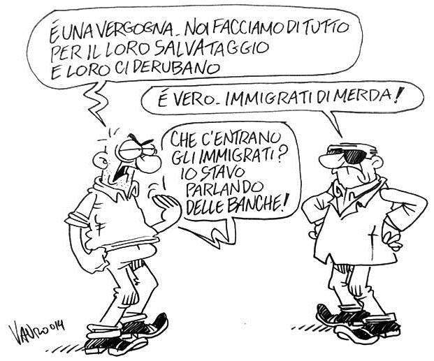 immigrati di m