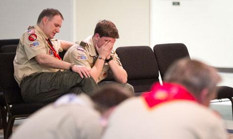 boy scouts gay ban