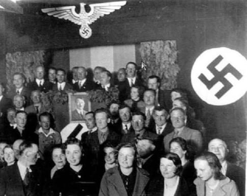 nazi bariloche