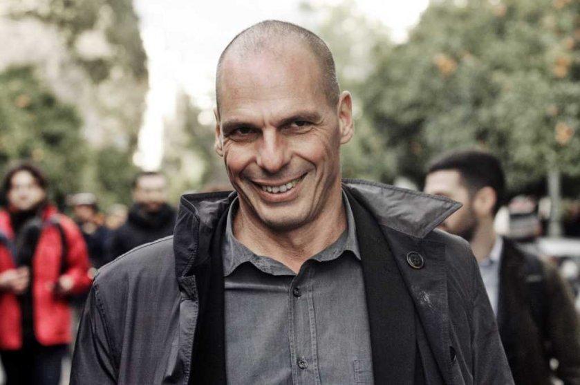 1Yanis Varoufakis