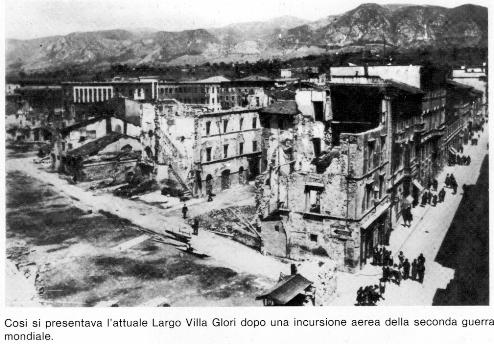 Terni,Largo Villa Glori