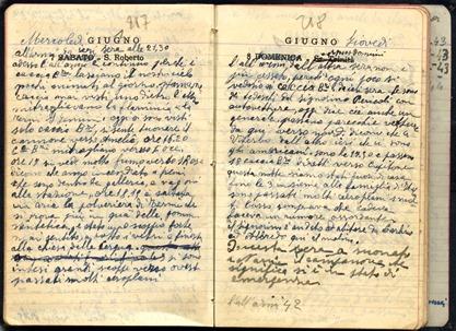 Diario Proietti Giuseppe