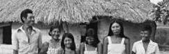 Wapichana 1981, foto E.Amodio