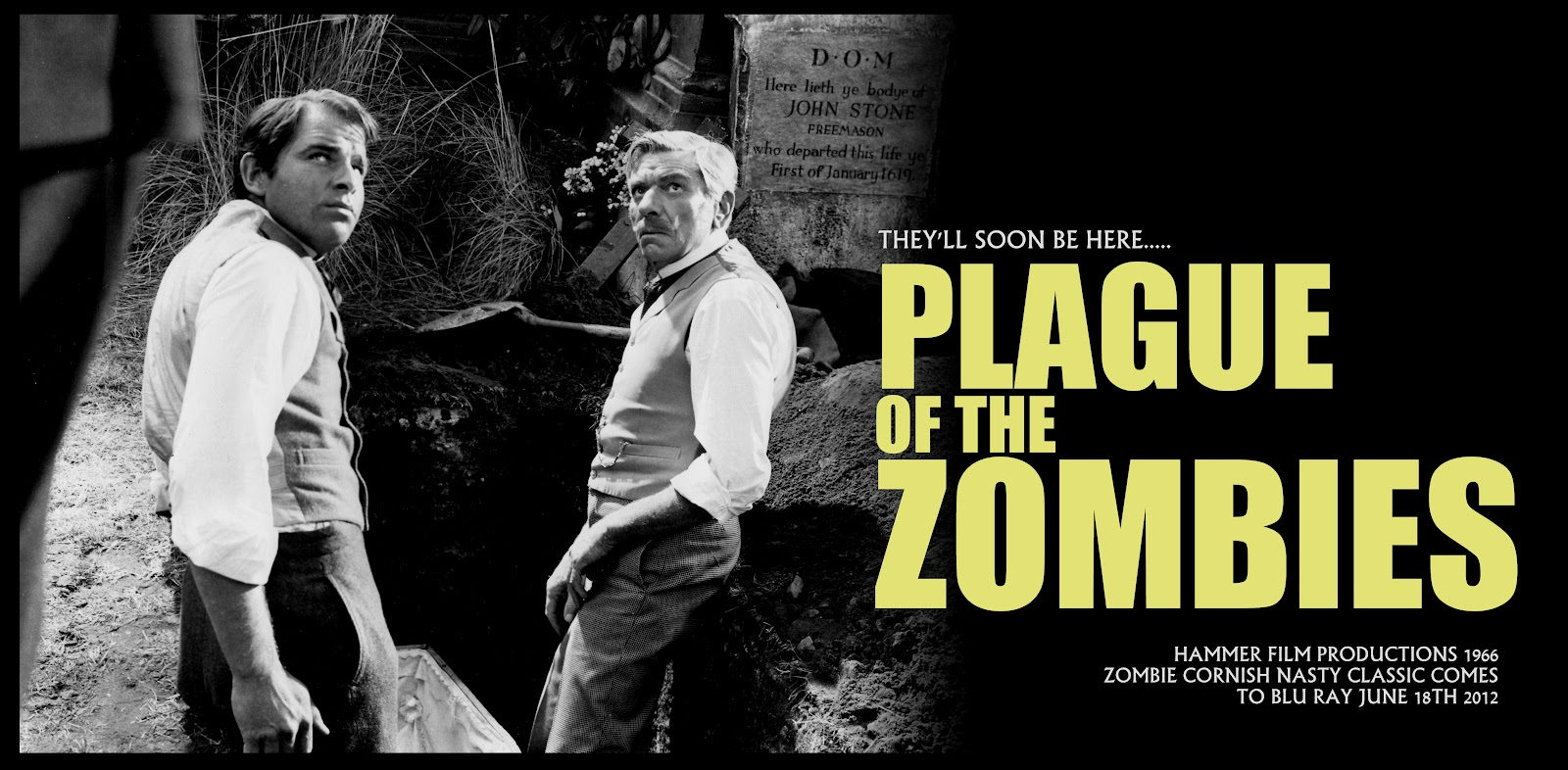 1 2 PLAGUE OF THE ZOMBIES