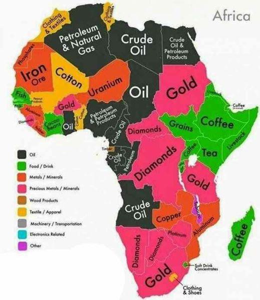 1 africa